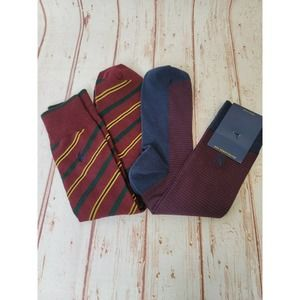 POLO RALPH LAUREN Men's Dress Crew Socks